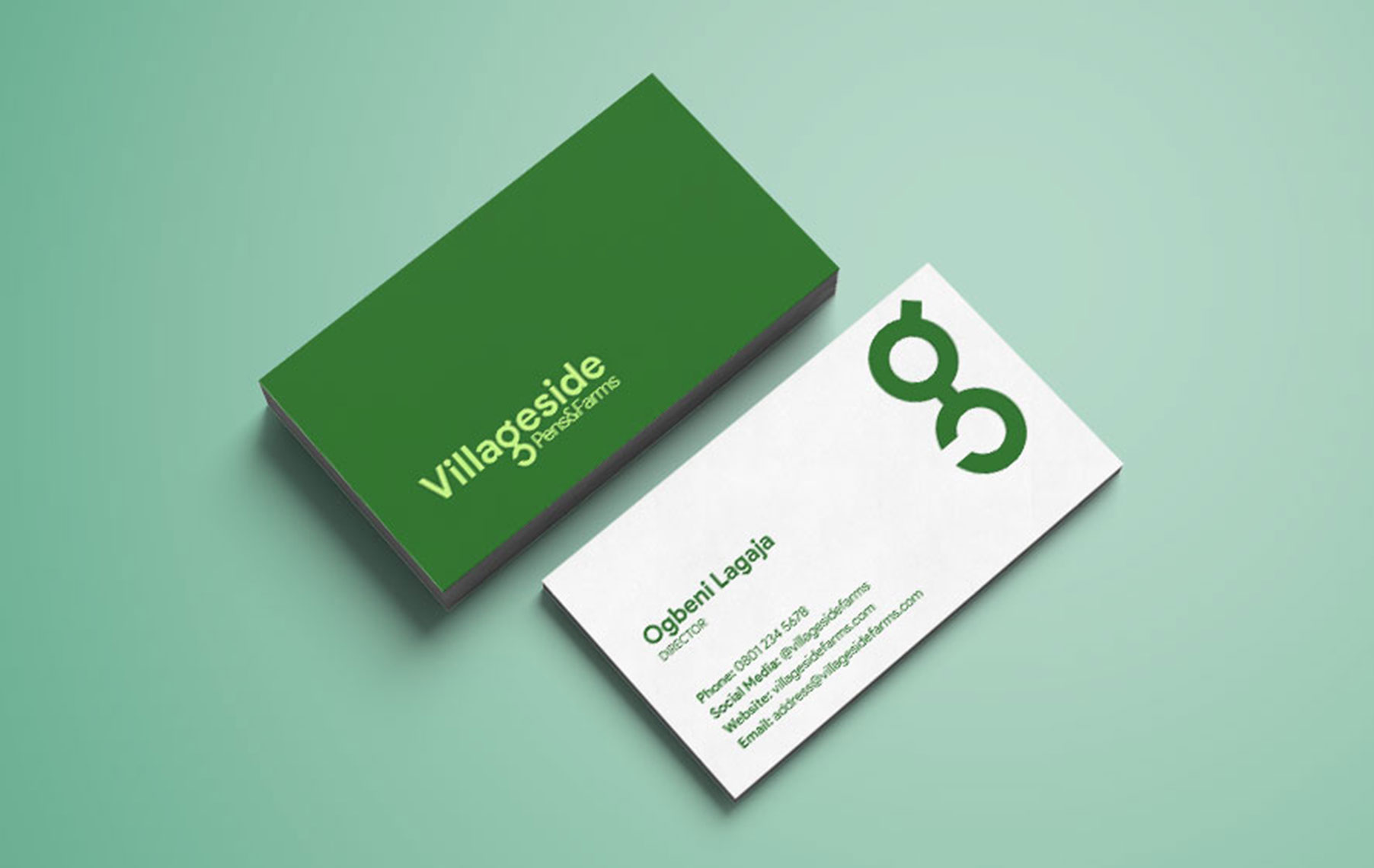 Villageside-business-cards-